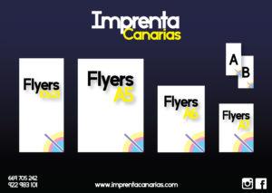 Imprenta en Canarias