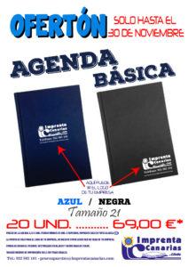 oferta de agendas