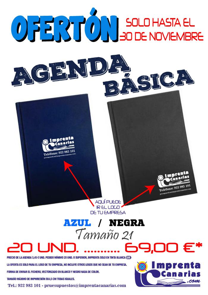 ¡ Oferta de agendas ! :: Imprenta Canarias