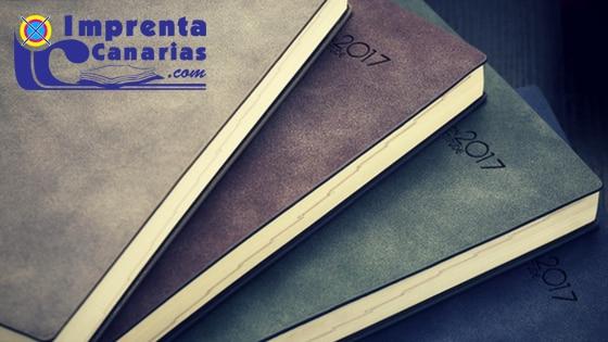 Agendas personalizadas :: Imprenta Canarias