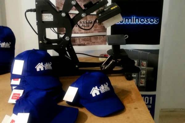 Gorras personalizadas en tenerife