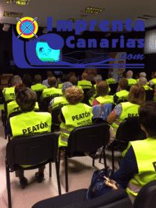 impresion textil en Canarias