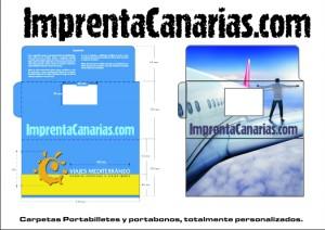 portabilletes y portabonos agencia de viajes y touroperadores