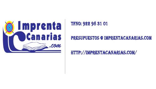Tarjetas Tenerife ::  Imprenta Canarias